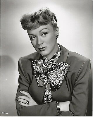 Eve Arden ~ ORIGINAL mid-1940s portrait