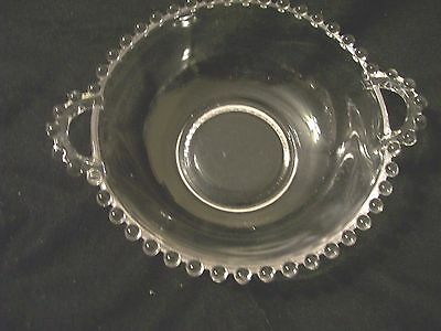 Vintage Imperial Candelewick Candy Dish-Unmarked