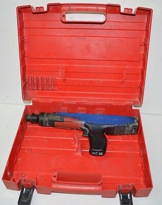Hilti DX 36 M DX36M Powder Actuated Fastener Tool w/Case **Free Shipping**