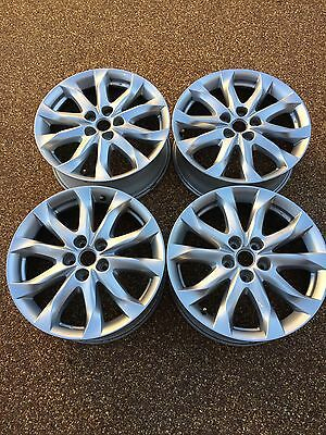 """Genuine Mazda 3 18"""" Alloy Wheels Set of 4 - Winter Tyres or Replacement (5)"""