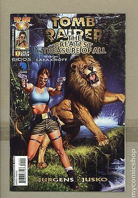 Tomb Raider The Greatest Treasure of All (2005) #1A NM- 9.2