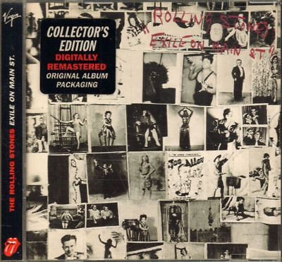 The Rolling Stones(Collector's Edition Vinyl Replica CD Album)Exile On Main St