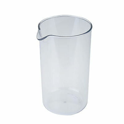 Shatterproof Plastic 8 Cup Jug Replacement Beaker For BODUM Coffee Press 34 Oz