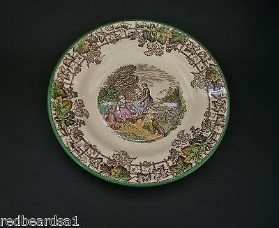 China Replacement Copeland Spode Byron Vintage Tea Plate England c1940s 17cms