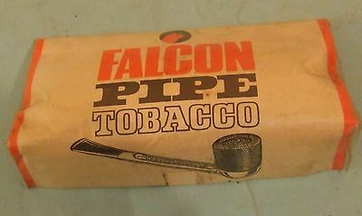 Vintage Pack Of Falcon Pipe Tobacco With Contents But Unsealed.