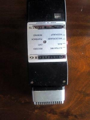 RARE Micro magnetophone dictaphone à bande grundig EN3 LUXUS