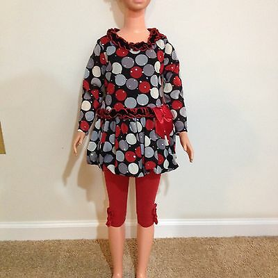 1199My Size Barbie 2-Piece Outfit