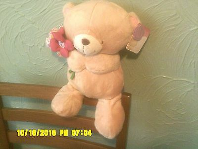 "Forever Friends Bear  Approx 13"" With Tags"