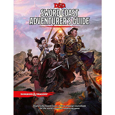 Dungeons & Dragons: 5th Edition: Sword Coast Adventurer's Guide
