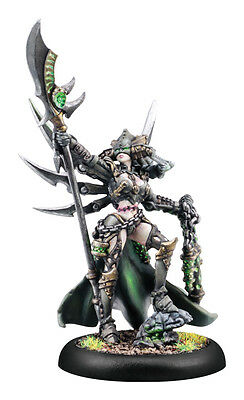 Warmachine: Cryx - Wraith Witch Deneghra Epic Warcaster (Resculpt)