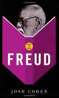How to Read Freud (How to Read) - Paperback NEW Cohen, Josh 2005-02-07