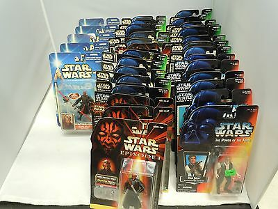 STAR WARS FIGURE BLOWOUT LOT SEALED Vintage/Classic PICK & CHOOSE Hasbro Kenner