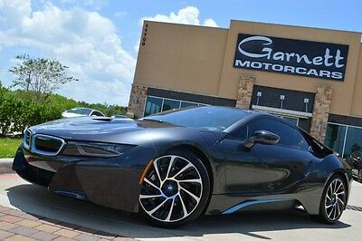 2015 BMW i8 Base Coupe 2-Door 2015 BMW I8 TERA WORLD EDITION * NO ACCIDENTS * EXCELLENT COND * WHOLESALE PRICE