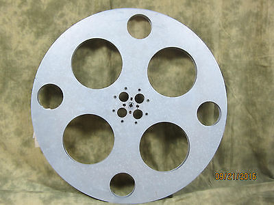 "Goldberg Brothers 24"" 16mm Motion Picture Projector Reel Hollywood Decor!"
