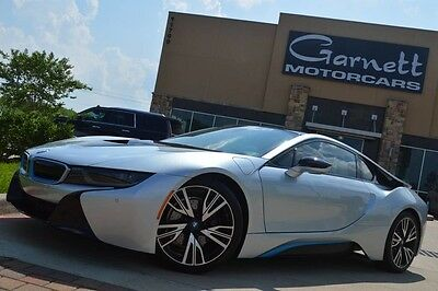 2014 BMW i8 Base Coupe 2-Door 2014 BMW I8 PURE IMPULSE WORLD EDITION! NO ACCIDENTS! EX COND! WHOLESALE PRICE!