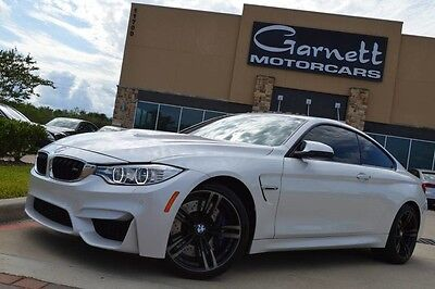 2015 Bmw M4  2015 Bmw M4 Coupe * Pearl White * Roof * Exec Pkg * We Hand Select Our Cars!