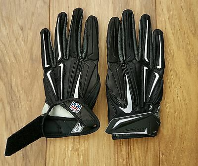 Nike Superbad Nfl Morris Claiborne Game Worn Used Dallas Cowboys Player Gloves