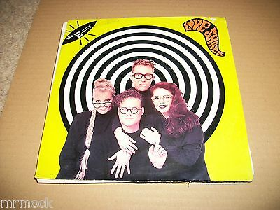 "THE B-52's- LOVE SHACK VINYL 7"" 45RPM PS"