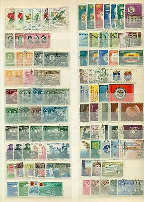 Colombia Used Selections: LARGE Assortment #13  - SEE SCAN $$$