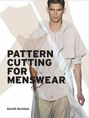 Pattern Cutting for Menswear by Gareth Kershaw 9781780673196 (Paperback, 2013)