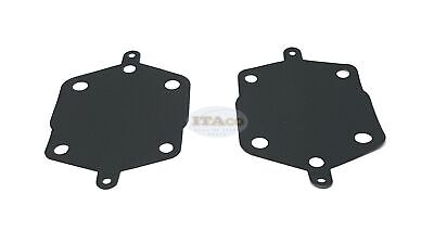 2X PUMP DIAPHRAGM 677-24411 677-24471-02 fit Yamaha Outboard 2T 5HP 40HP 25HP