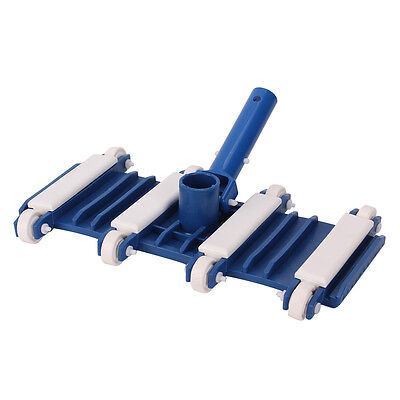 Swimming Pool Spa Cleaner Weighted Flex Side Vacuum Head Cleaning Hydro Tools