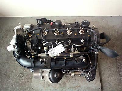 2012 Vauxhall Astra J 1.7 Cdti A17Dts Engine With Injectors & Diesel Pump