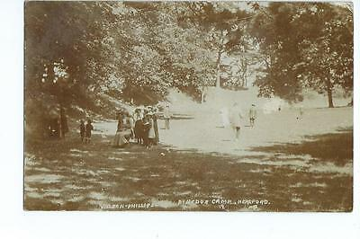 Herefordshire RP of Dinedor Camp '1908