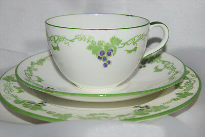 Shelley Wileman/Foley 8070 antique china Trio c1890's