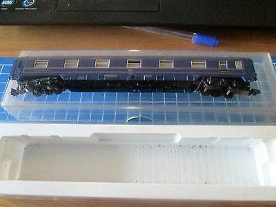 ARNOLD RAPIDO `N GAUGE` PULLMAN CAR Part # 3292 (BOXED HARDLY USED)