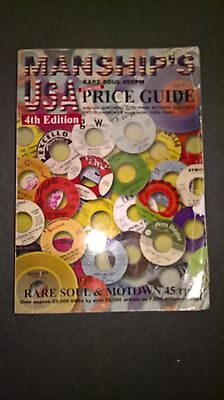Northern Soul Price Guide - Manship's 4Th Edition