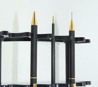 Vintage Boxed Ballpoint Pen and Mechanical Pencil Set - Gold Plated BH01