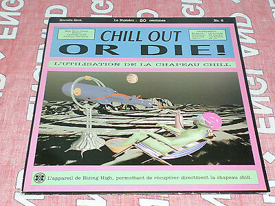 Various ‎– Chill Out Or Die!  2-LP SET