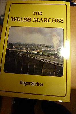 the welsh marches,signed by roger siviter ,first edition