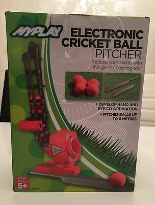 Electronic Cricket Ball Pitcher