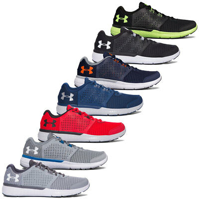 Under Armour 2017 Mens UA Micro G Fuel RN Running Trainers Sports Training Shoes