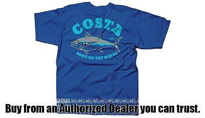 70a1650be5 COSTA DEL MAR Baja Short Sleeve T-shirt -  21.77