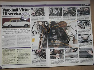 Vauxhall Victor Fb - Service Guide