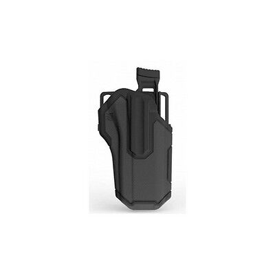Blackhawk 419000BBL Omnivore Multi Fit Holster Left Hand Black