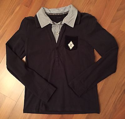 Le Pull Polo Ikks Taille 14 Ans