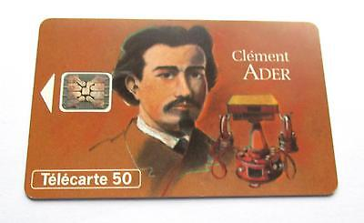 Clement Ader  / 1994 Used French Phonecard