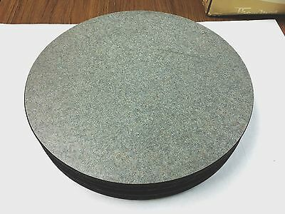 Sculpting or banding wheel with laminate top and base 11-7/8 inches round