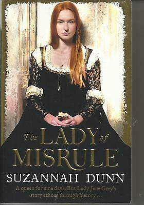 The Lady of Misrule by Suzannah Dunn ~ New Paperback