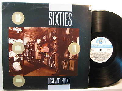 LP- Sampler: Sixties - Lost And Found - 1983 UK mono ( mint )