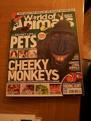 The World Of Animals Magazine Issue 35 - New