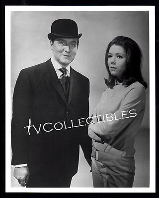 8x10 Photo~ TV's THE AVENGERS ~Patrick Macnee -John Steed ~Diana Rigg -Emma Peel
