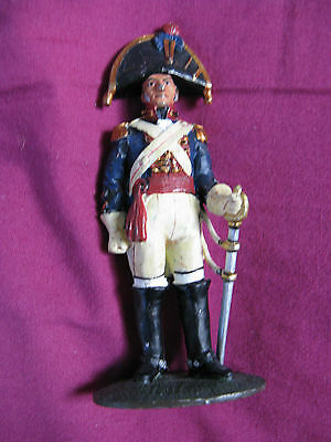 Del Prado. Officer. Royal Horse Guards.1800 Toy, Model Soldiers