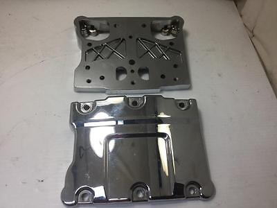 12002 '99-16 Harley Davidson Rocker Box Cover Top and Bottom 17571-99 17543-99A