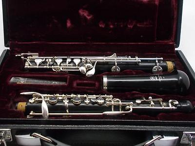 Yamaha YOB 241 Oboe Resin Body w/Hard Shell Case-Very Good Condition