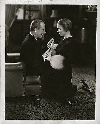Constance Cummings, Accent on Youth, 1934 ~ ORIGINAL Broadway photo... DW